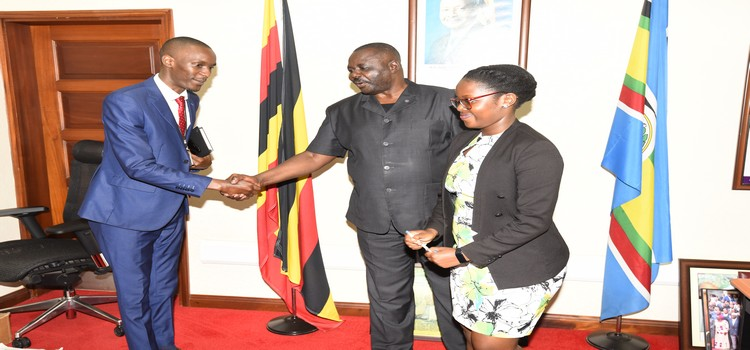 Deputy Speaker Oulanyah Calls For Mergers Of Businesses