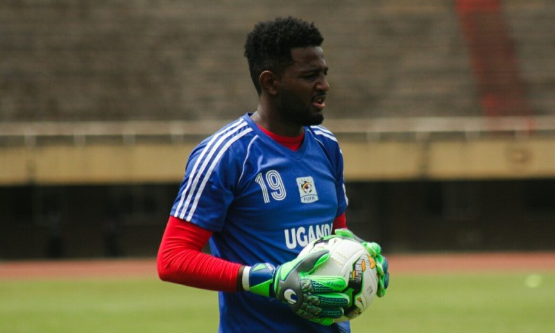 FUFA Summons Cranes Goalkeeper Over Comments On Players' Strike