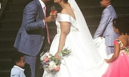 Ugandan Celebrated Rapper 'Navio' Finally Weds Longtime Fiance