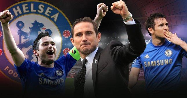 Chelsea Job The Biggest Challenge Of My Career, Lampard