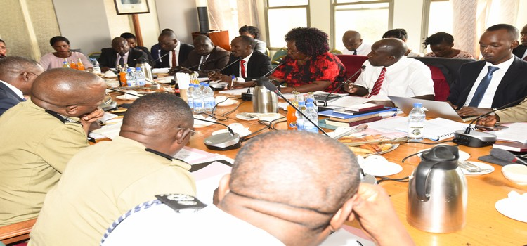 MPs Task Police To Explain Shs1 Billion Extra Expenditure