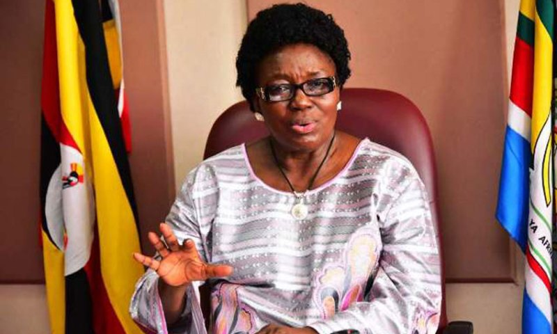 Kadaga Lashes Out At Gov't For Not Funding National Netball Team