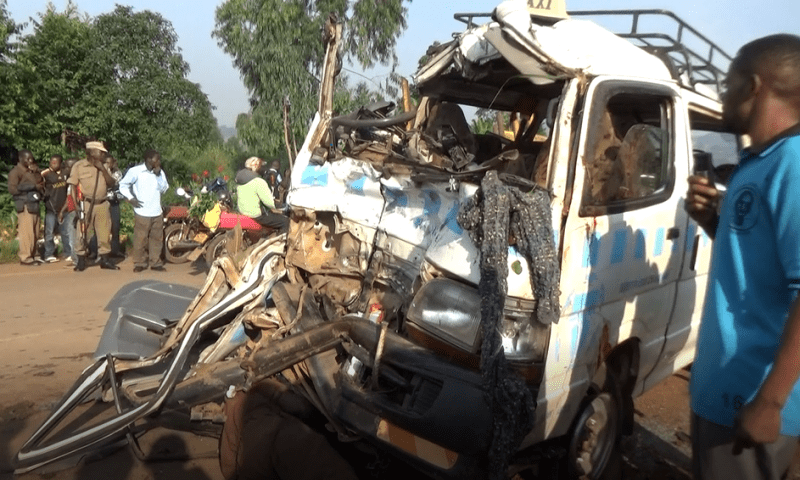 Two Perish, Scores Injured In Buloba Accident