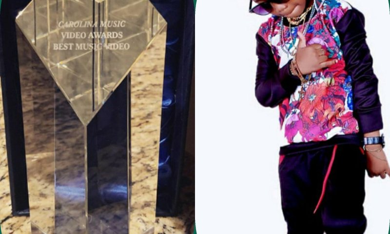 Uganda's Youngest Rapper Fresh Kid Wins First Award In USA