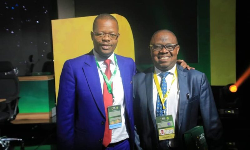 FUFA President Magogo Overwhelmingly Voted On CAF Executive Committee