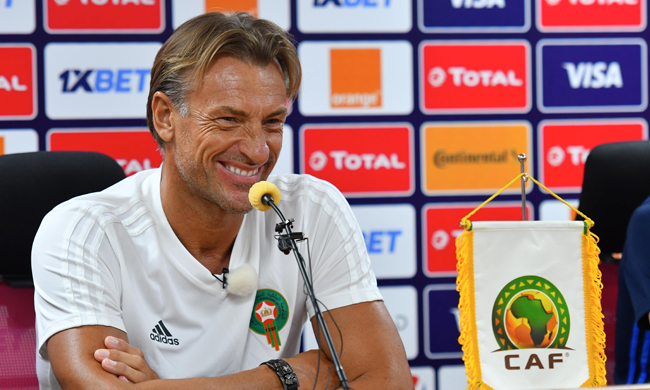 Morocco's Head Coach Herve Renard Resigns After AFCON 2019 Loss