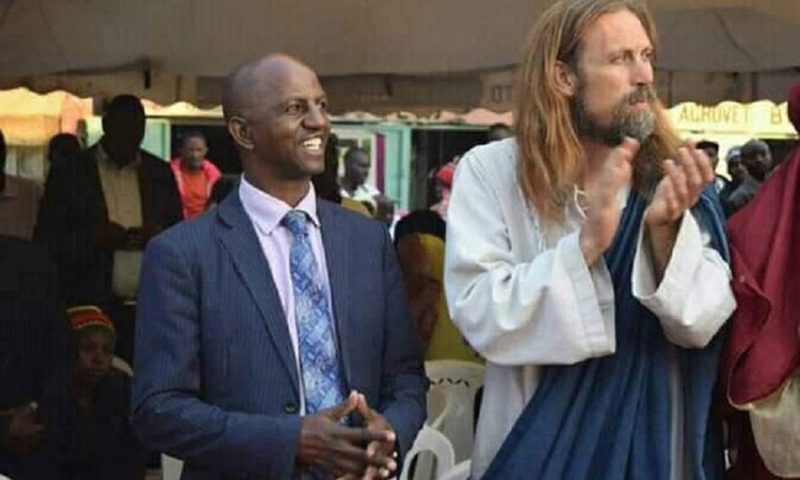 Kenya Gov't Deports 'Jesus Christ', Arrests Pastors Who Invited Him!
