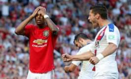 Crystal Palace Shock Toothless Man Utd At Old Trafford!