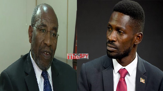 Errant Security Officials To Carry Own Cross – Ruhakana Rugunda
