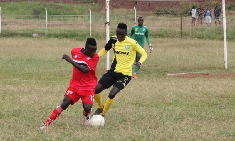 Amaku Joins Maroons Football Club
