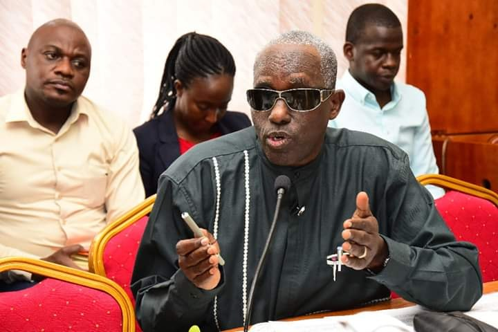 Security Minister Gen. Tumwine Trashes MPs' Plan To Visit Safe Houses