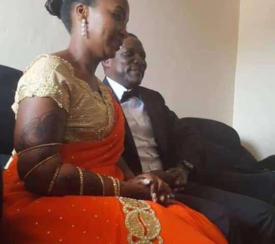 Drama As MP Judith Babirye's Hubby Is Secretly Introduced By Another Woman
