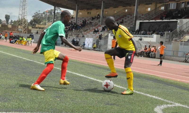 Uganda Makes Three Changes In CECAFA U15 Match Against South Sudan
