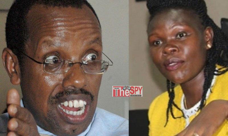 Min. Anite, P.S Muhakanizi Lock Horns Over UTL Audit