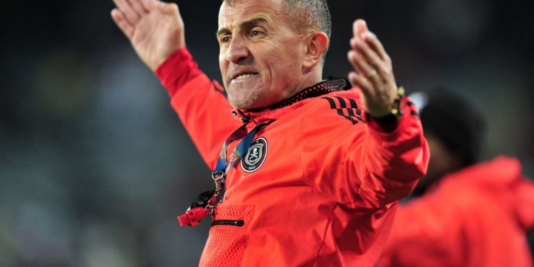 Shock As Micho Drops Struggling Orlando Pirates Job For Egyptian Zamalek FC