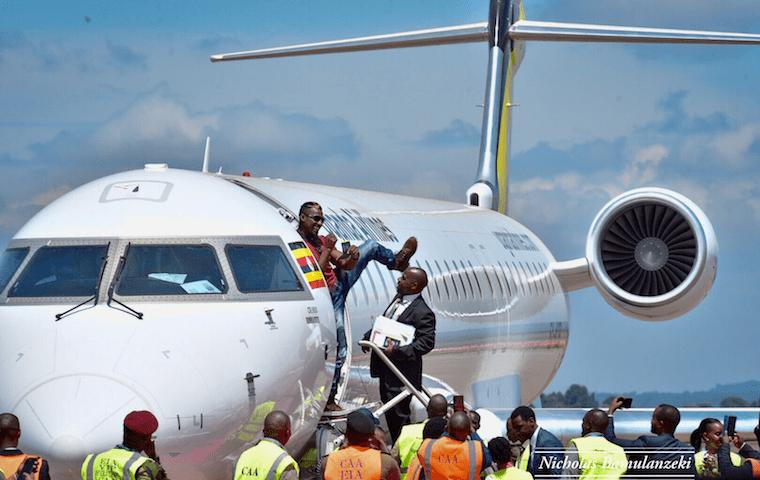 Over Shs120M Spent On Inaugural Flight – Uganda Airlines