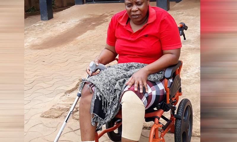 Nambooze Sues Govt Over Torture