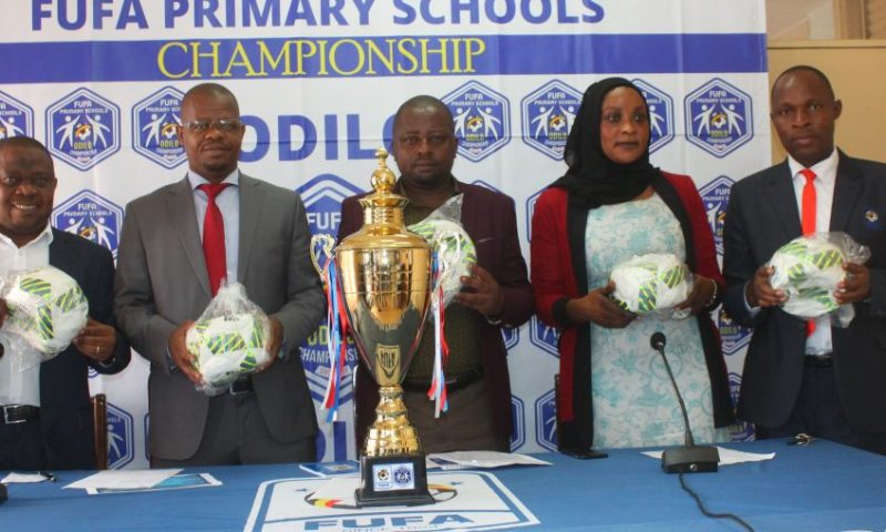 Njeru To Host 2019 FUFA Primary Schools Championship