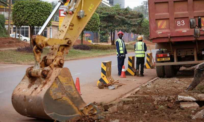 District Bosses In Trouble For Refusing To Pay Road Workers