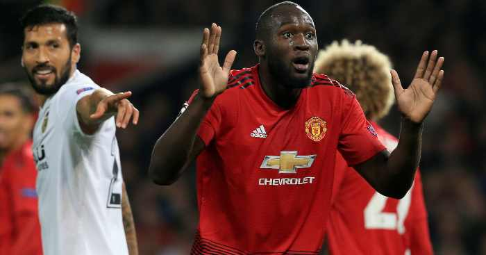 I Didn't Leak Manchester United Transfer – Lukaku