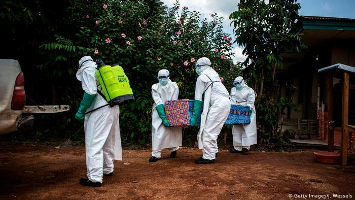 Nine-Year-Old Girl Dies Of Ebola In Kasese