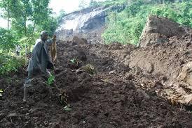 Landslides Strike Bulambuli, 20 feared Dead