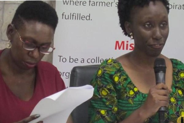 Advocates Petition Parliament On GMO Bill