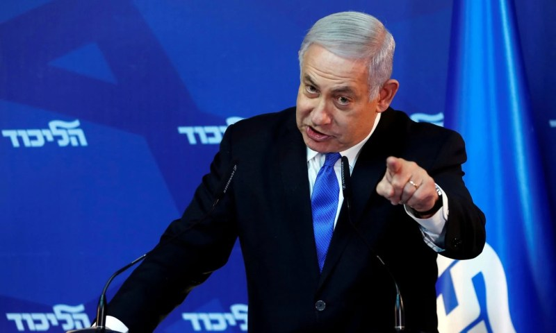Netanyahu Vows To Annex 'Vital' Parts Of West Bank Beyond Jordan Valley If Elected