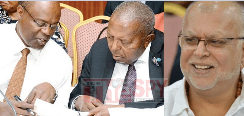 At Cross Roads:BoU Bosses Clash Over Lost Case Appeal Agaisnt Tycoon Sudhir