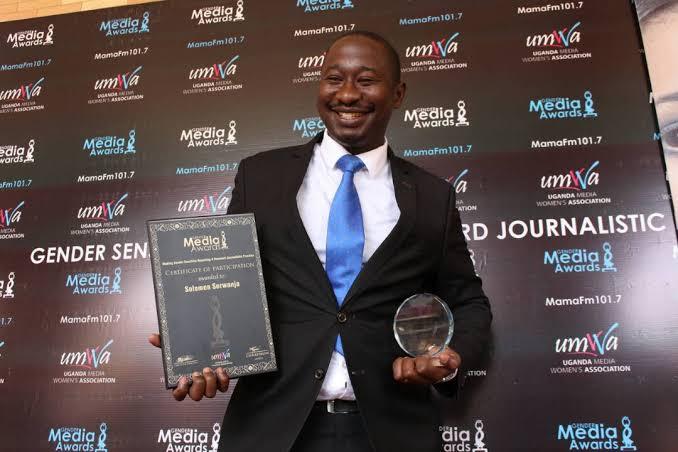 NBS TV's Serwanjja Scoops Coveted BBC Media Award