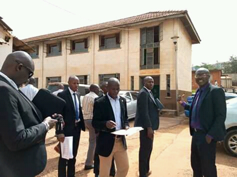 Human Rights And Uganda Journalists Association Lawyer Snubs Police Summons