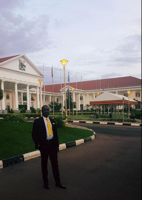Ruhegyera at State House