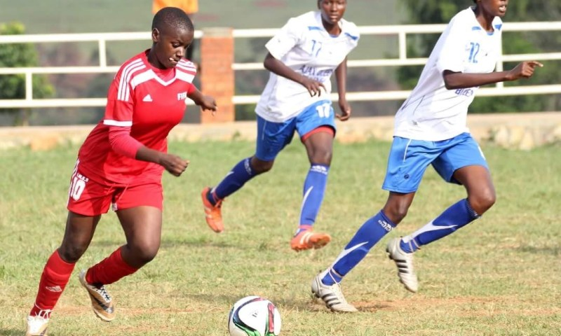 Nalukenge Named Captain In COSAFA U-17 Women's Championship