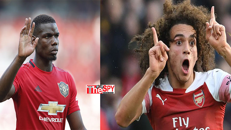 Shock As Guendouzi Replaces Pogba In France Squad