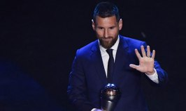 Best Fifa Football Awards 2019: Lionel Messi Wins Best Men's Player Of The Year