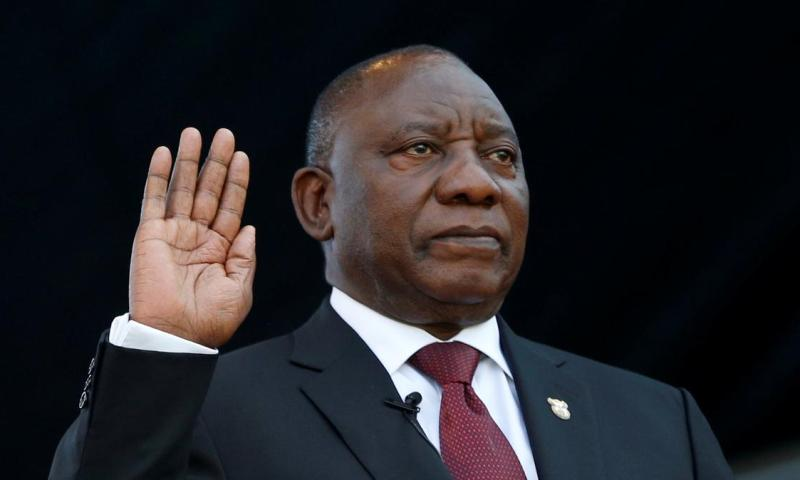 South Africa's President Ramaphosa Breaks Silence On Attacks Of Foreigners