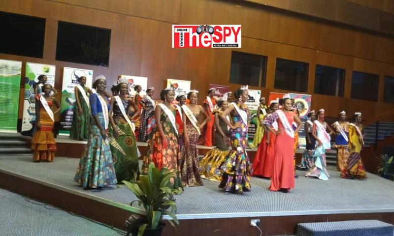 Glamour As Miss Tourism Finalists Are Unveiled At Serena Hotel