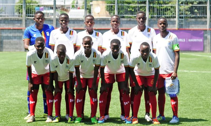 COSAFA U17 Women's Championship: Uganda Aims To Reach Final