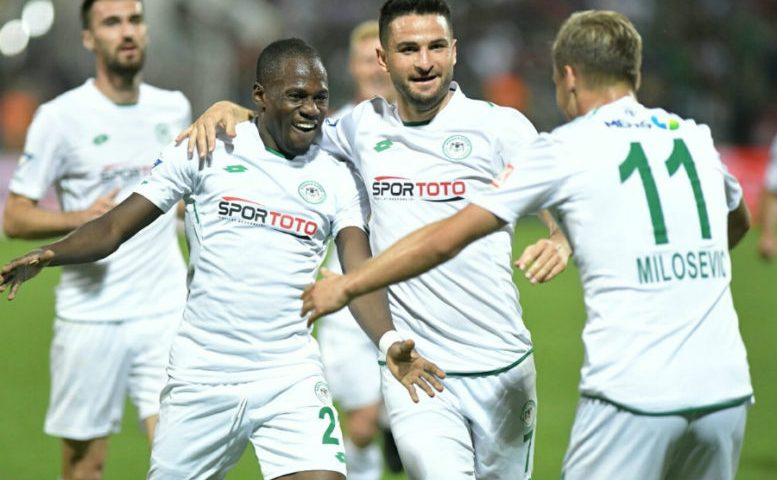Miya Earns Konyaspor First Win Of Season