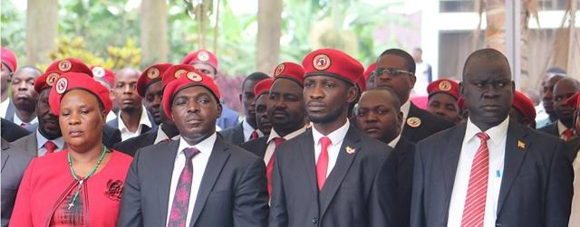 UPDF Gazettes Red Berets For Army Officers As Bobi Wine, People Power Supporters Face Arrest