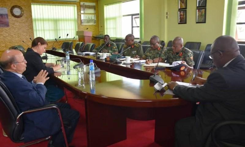UPDF, UN Combine Forces To Flush ADF Out Of DR Congo