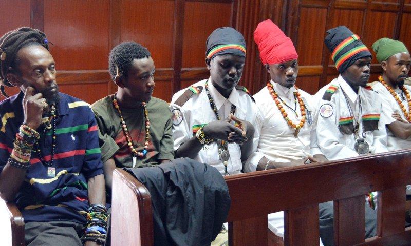 Kenyan Rastafarians Rush To Court, Seek Legalization Of Marijuana In Their Churches As Sacrament To God