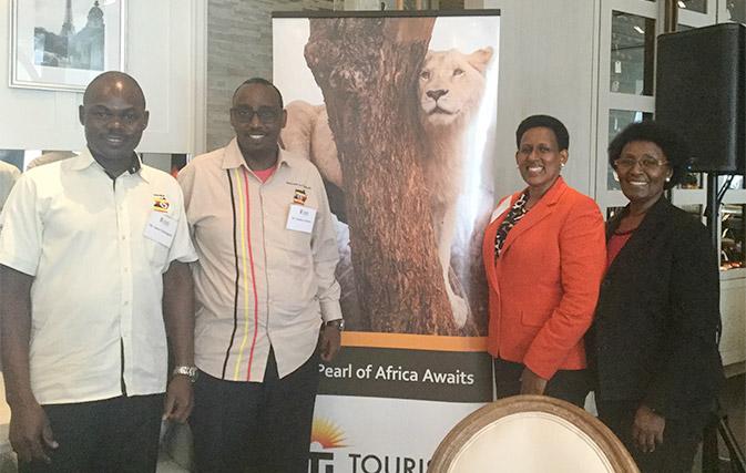 Uganda Tourism Board Visits Canada