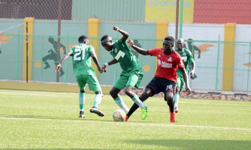 Fire As Tabel Leaders Vipers FC Face Off With Onduparaka