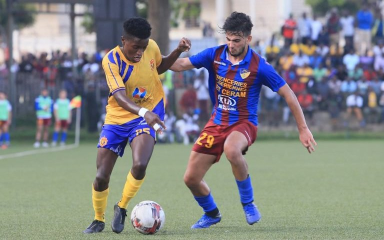 KCCA FC Picks Decent Result After Draw With Paradou A.C