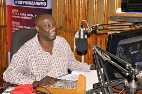 Veteran Radio Journalist Sentongo Breathes His Last