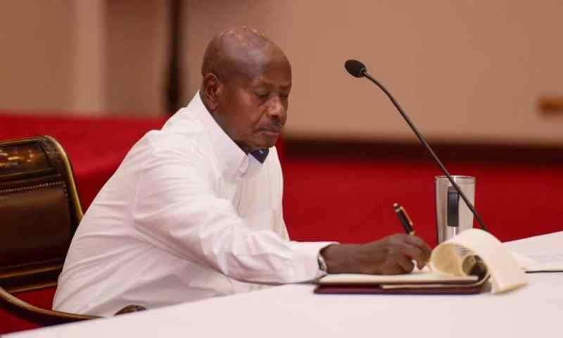 'Police Must Deal With Murder, Rape Not Idle & Disorderly Cases'- Museveni