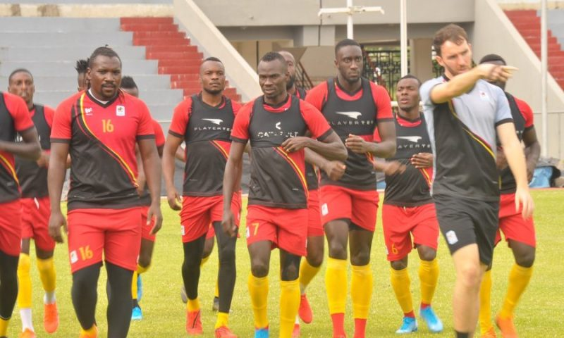 Okwi On  Target  As Uganda Cranes  Down Ethiopia