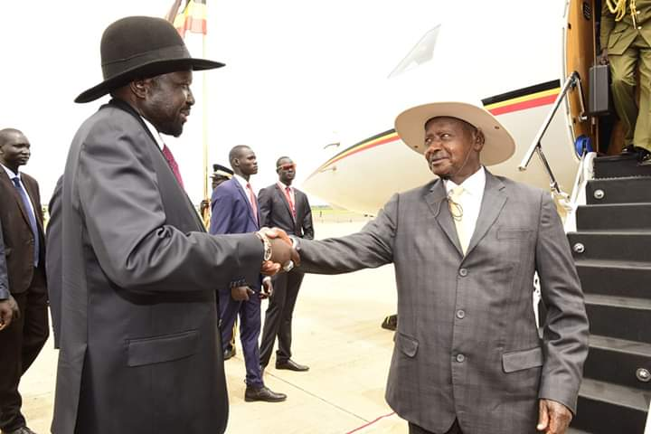 Museveni Urges South Sudanese To Work For Prosperity