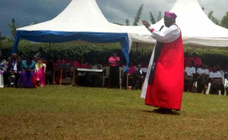 Bishop Twinomujuni Urges Sheema District Leaders To End Conflicts